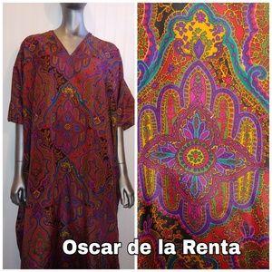 Vintage Oscar de la Renta Caftan - OS - B23